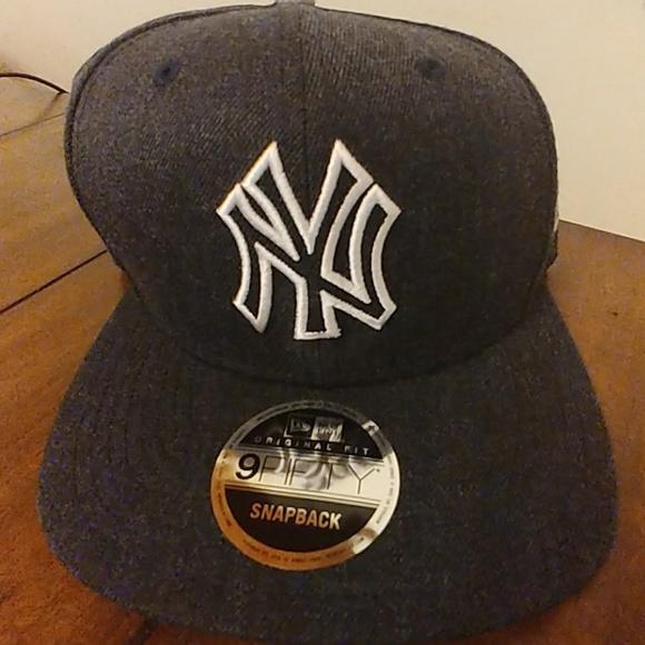 f18f4508764ce New Era MLB 9FIFTY Mens Snapback NY Baseball cap
